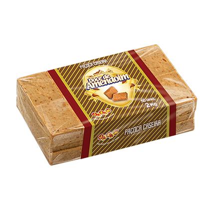 Doce de Amendoim - Paçoca Caseira Grossa - 2kg