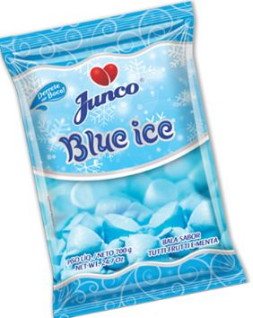 Bala Junco Blue Ice 700g