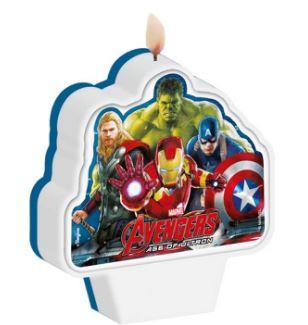 Vela Vingadores; Vela Avengers