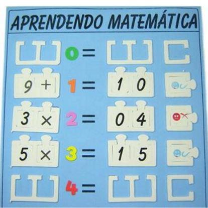 Aprendendo Matematica - Grande - Piffer