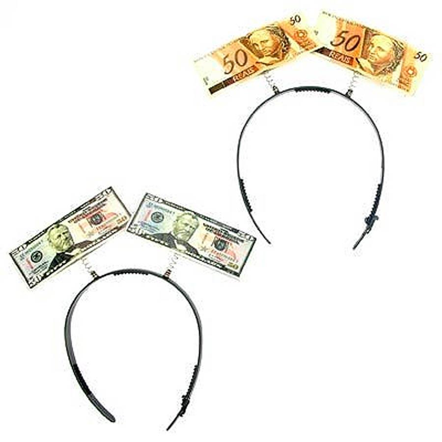 Tiara Dinheiro c/ 10 unid.