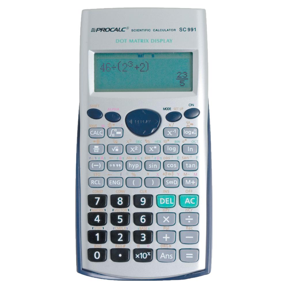 Calculadora Cientifica 403 funções - SC991