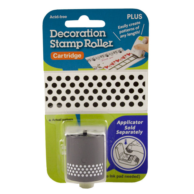 Carimbo Decorativo / Deco Roller - Dots