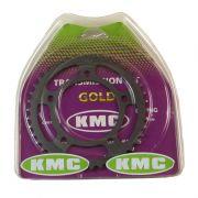 KIT Relação Hornet 600 97-07 42X15 - 525HOR120 (KMC GOLD)