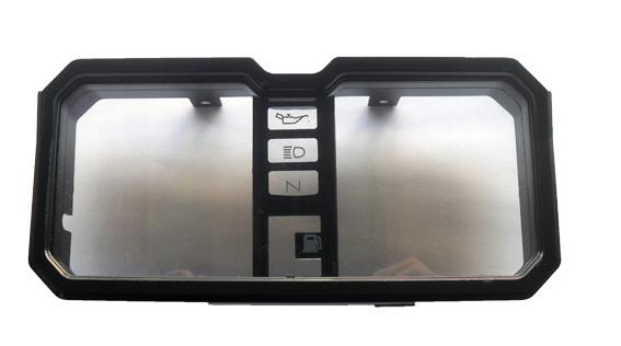 Carcaça Superior Painel CB 400 / CB 450 (para Motos)