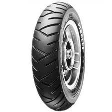 Pneu DIANT/TRAS Burgman Pirelli SL26 59J 3.50-10(ANTIGO)