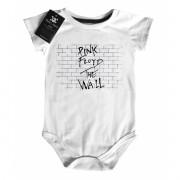 Body Bebê Pink Floyd - White