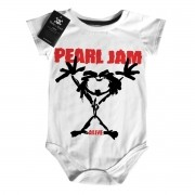 Body Rock Baby - Pearl Jam - White