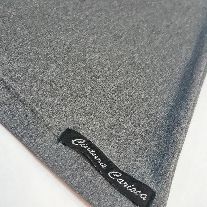 Blusa DryFIt Mescla  - Cintura Carioca Moda Fitness