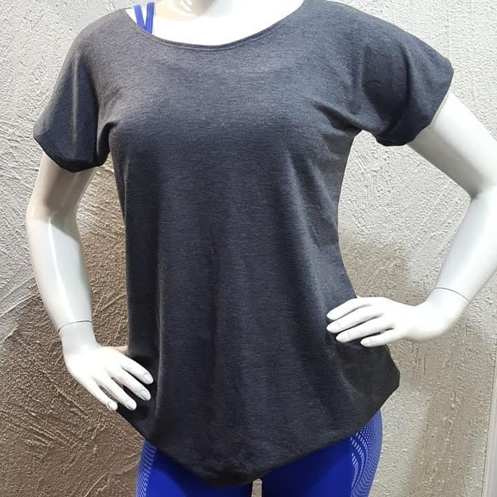 Blusa Soltinha  - Cintura Carioca Moda Fitness