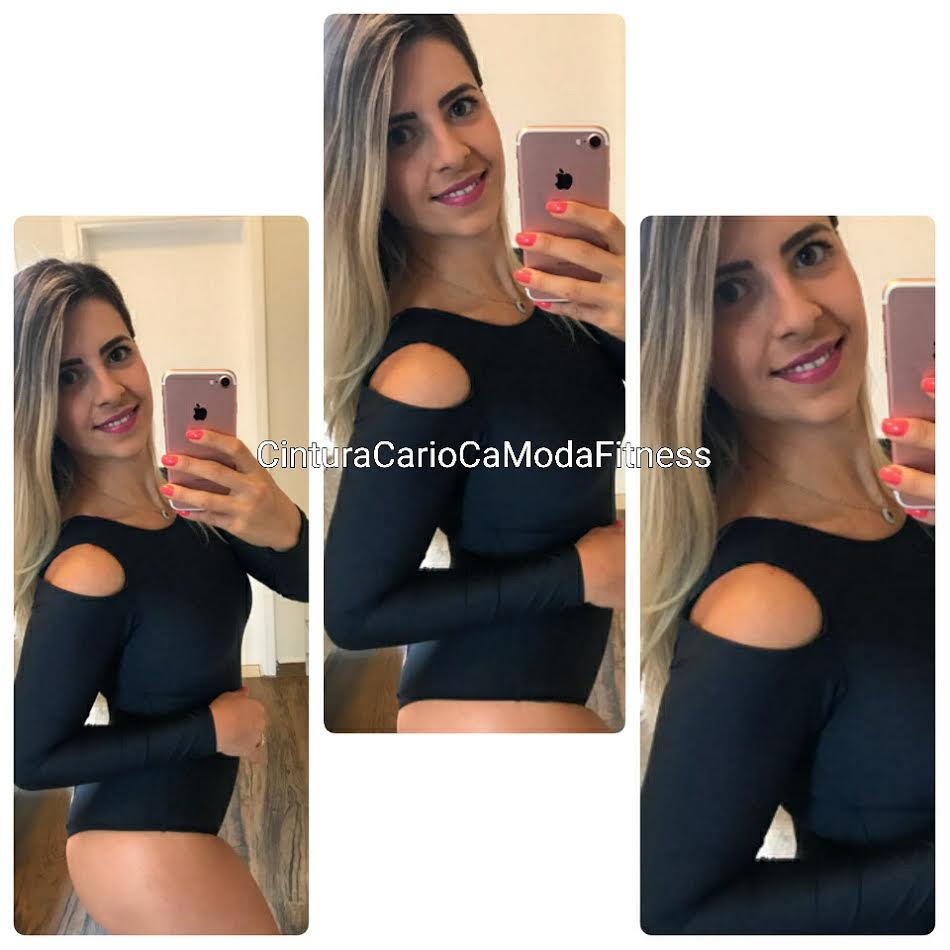 Body Carol  - Cintura Carioca Moda Fitness