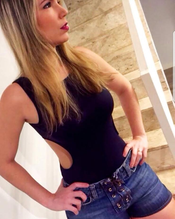 Body Camila  - Cintura Carioca Moda Fitness