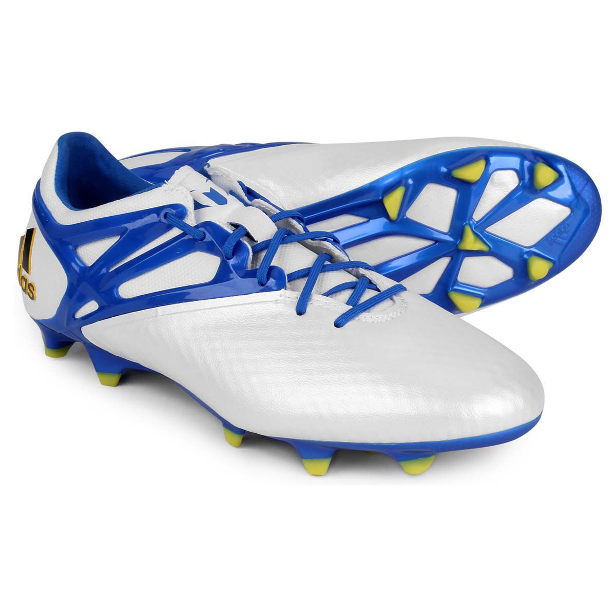 90a58daf37 Chuteira Adidas Messi 15.1 FG AG Profissional - Stigli