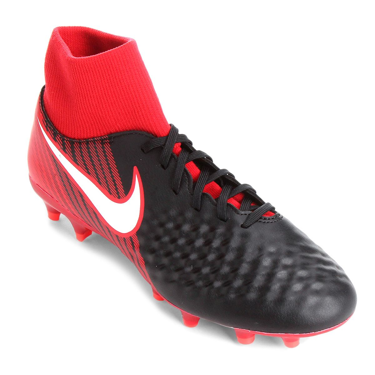 Chuteira Nike Botinha Magista Onda II DF FG Campo - Stigli e4ad98743bc6f