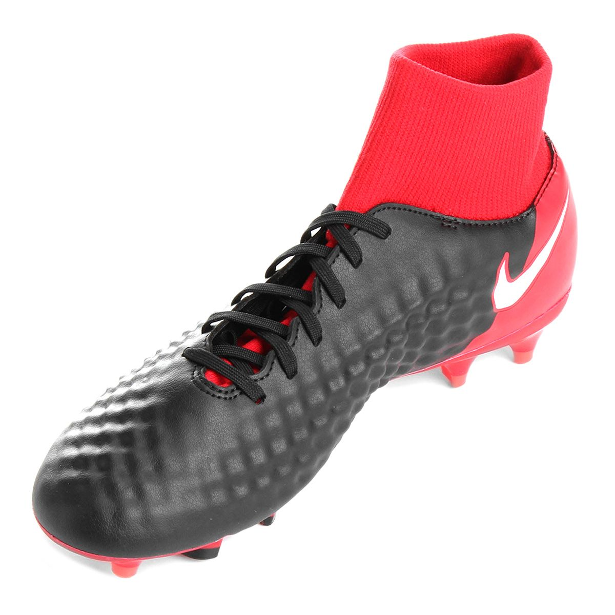 Chuteira Nike Botinha Magista Onda II DF FG Campo - Stigli 8eb1334f86566