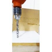 Kit Limitadores de Brocas (3mm,5mm,6mm,8mm e 10mm) - Aluzini