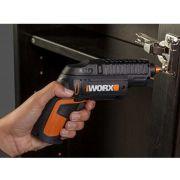 Parafusadeira Semi-Automática SlideDriver - Worx