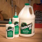 Cola para Madeira III Ultimate Wood Glue (946ML) – Titebond