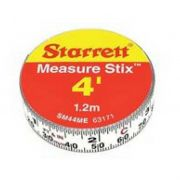 Fita de Aço Graduada STIX 1,2M/4'' - Starrett