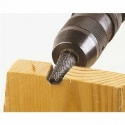Grosa Rotativa Cônica 6.35mm x 6.13/3 - Wolfcraft