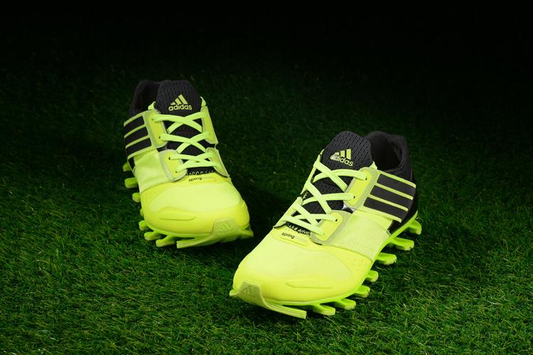 Adidas SpringBlade V – Verde e Preto