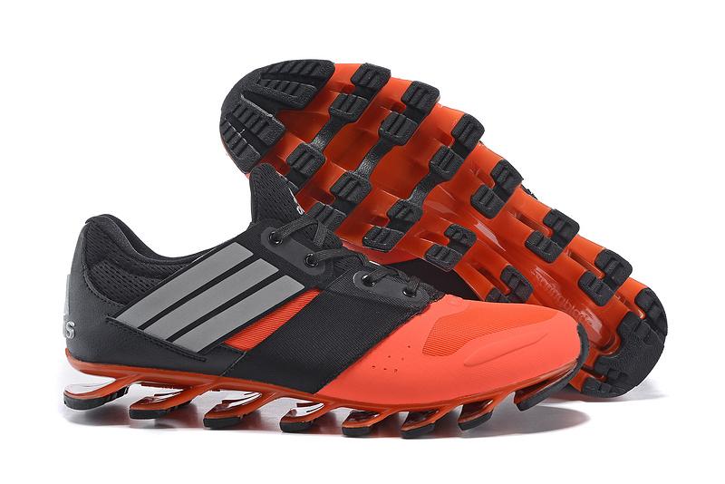 Adidas SpringBlade V – Vermelho,Preto e Prata