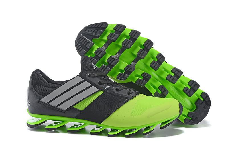 3e9474bf056 ... Adidas SpringBlade V – Verde