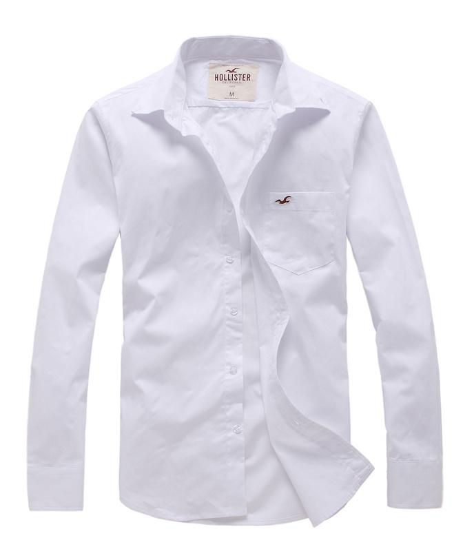 reunirse seleccione para auténtico liquidación de venta caliente Camisa Social Hollister Manga Longa