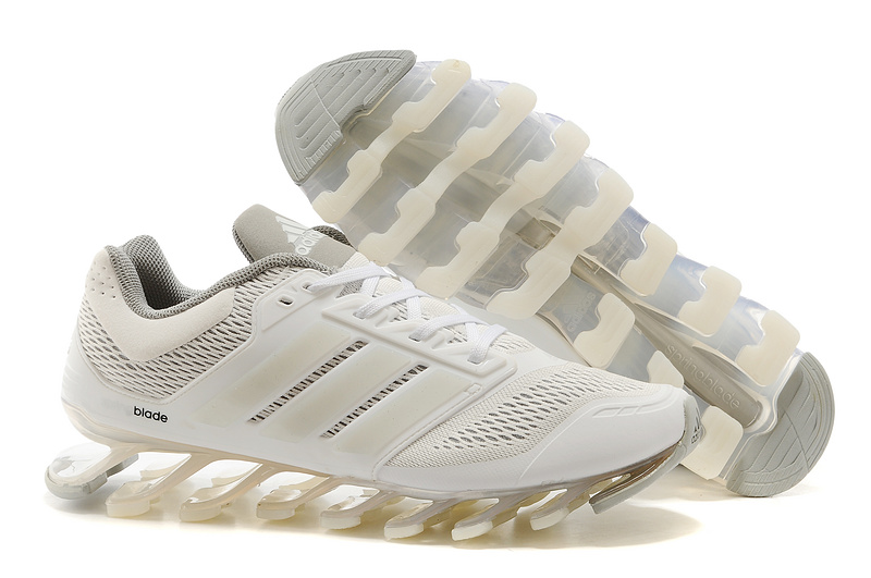 a4487a24ce Adidas Springblade Drive Branco e Cinza - GD IMPORTS ...
