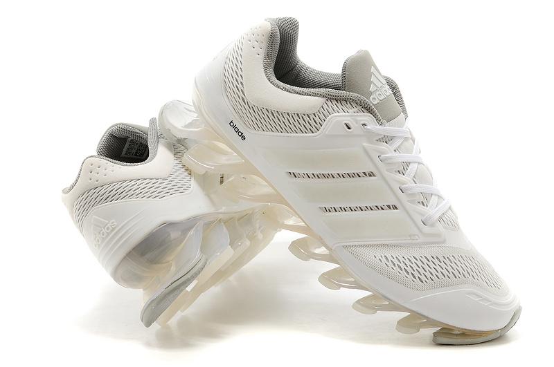 Adidas Springblade Drive Branco e Cinza