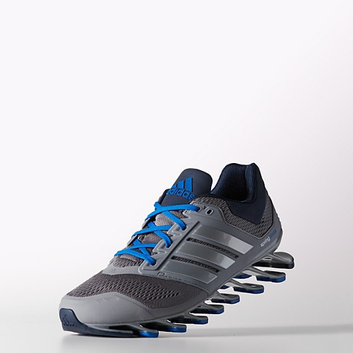 Adidas Springblade Drive Cinza e Chumbo