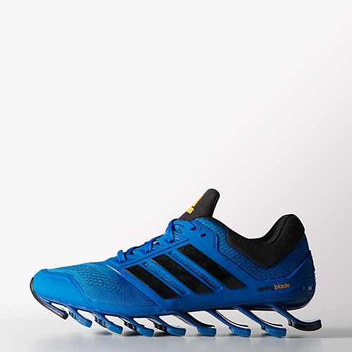 Adidas Springblade Drive Azul e Preto - GD IMPORTS ... d7f8a4bbcbee6