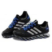 Adidas Springblade Razor - Preto e Azul