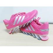Adidas Springblade Razor - Rosa com Detalhes Prata
