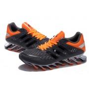 Adidas Springblade Razor - Cinza e Laranja