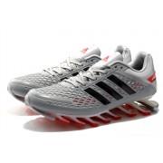 Adidas Springblade Razor - Cinza e Vermelho