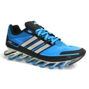 Adidas Springblade - Azul e Preto