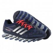 Adidas Springblade - Azul e Laranja