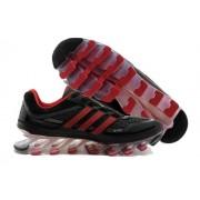 Adidas Springblade - Preto e Vermelho