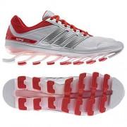 Adidas Springblade - Branco e Vermelho