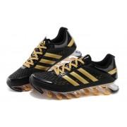 Adidas Springblade Razor - Preto e Dourado