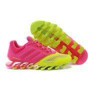 Adidas SpringBlade Drive 2.0 Verde e Rosa