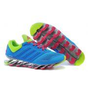 Adidas SpringBlade Drive 2.0 Azul Celeste e Verde