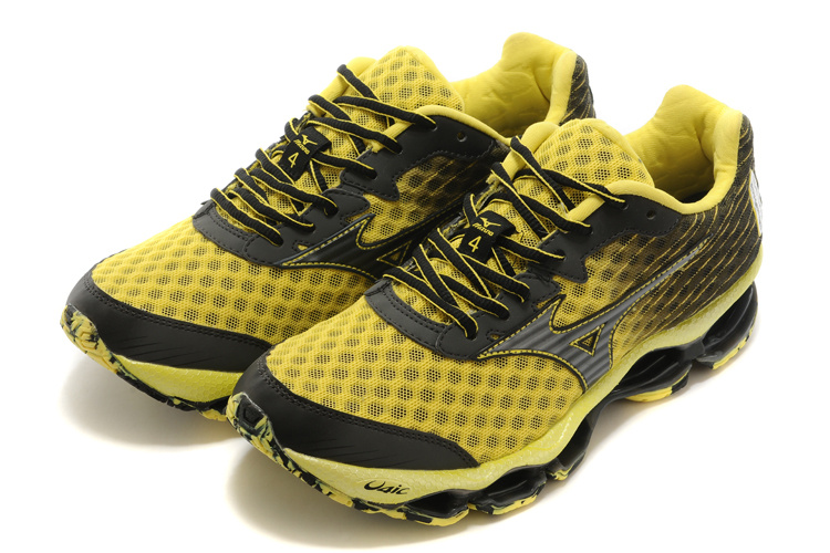 mizuno wave prophecy 4 yellow