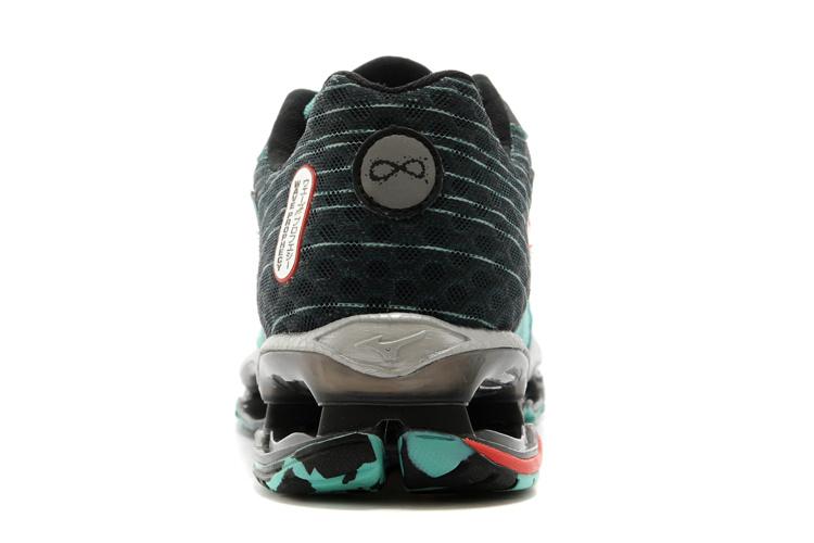 Profecía Zapatos Mizuno Wave 4 - Masculino - Verde Claro 18ykG5yQ