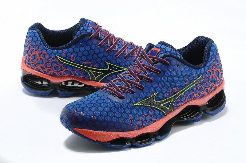 sports shoes 98e24 90d00 ... Mizuno Wave Prophecy 3 Masculino Azul com Laranja - GD IMPORTS ...