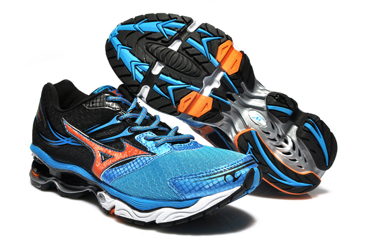 Mizuno Wave Creation 14 Azul e Preto