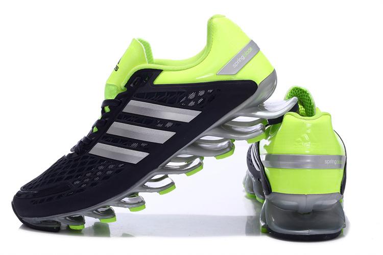 Adidas Springblade Razor - Preto e Verde