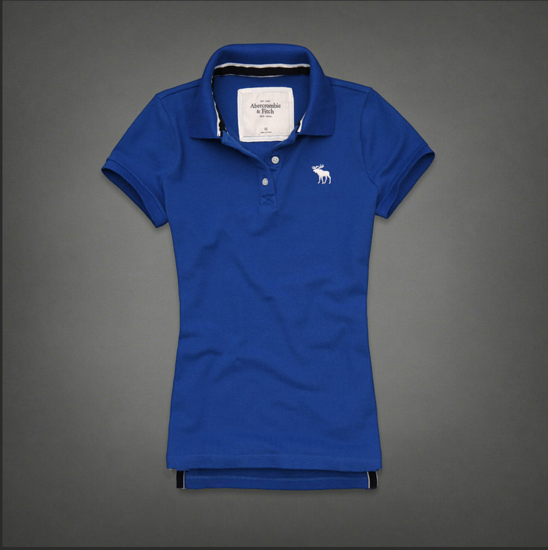 Camisa Polo Abercrombie   Fitch - Feminino - GD IMPORTS bd8d90f4540dd