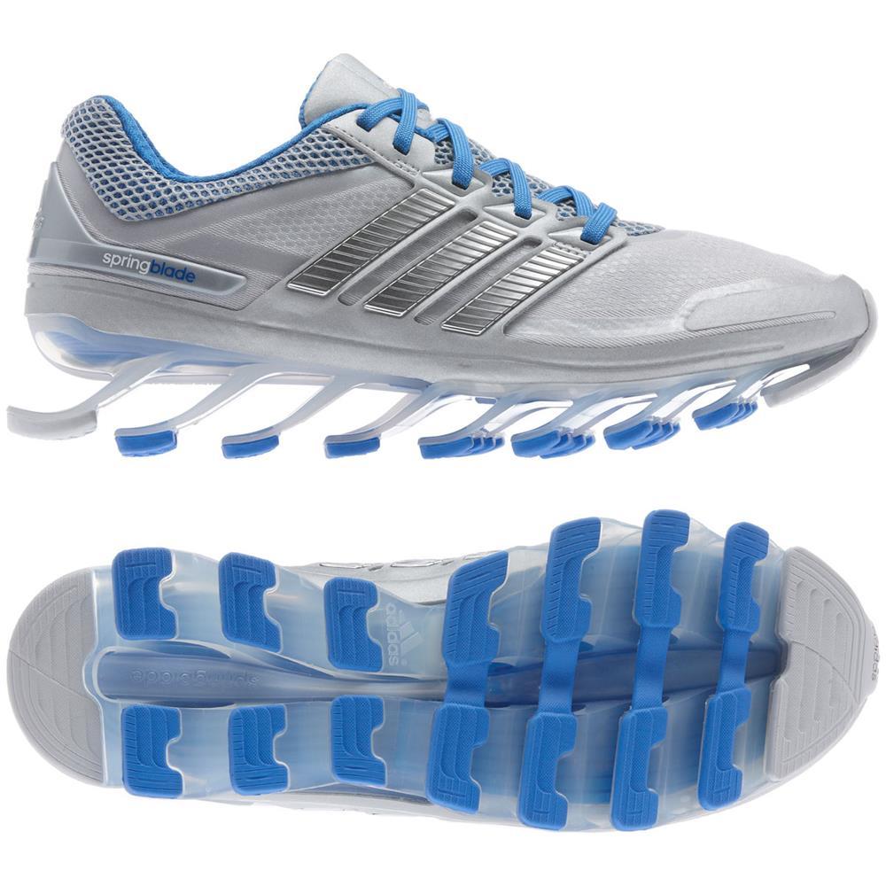 2dda9851739 Adidas Springblade - Cinza e Azul - GD IMPORTS ...